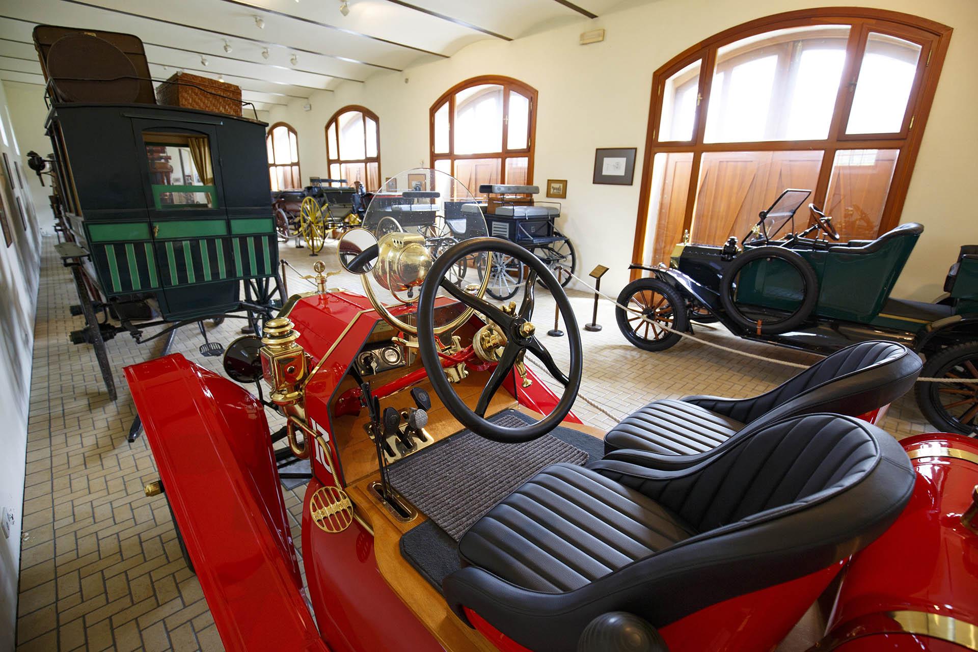 Keszthelyi hintómúzeum