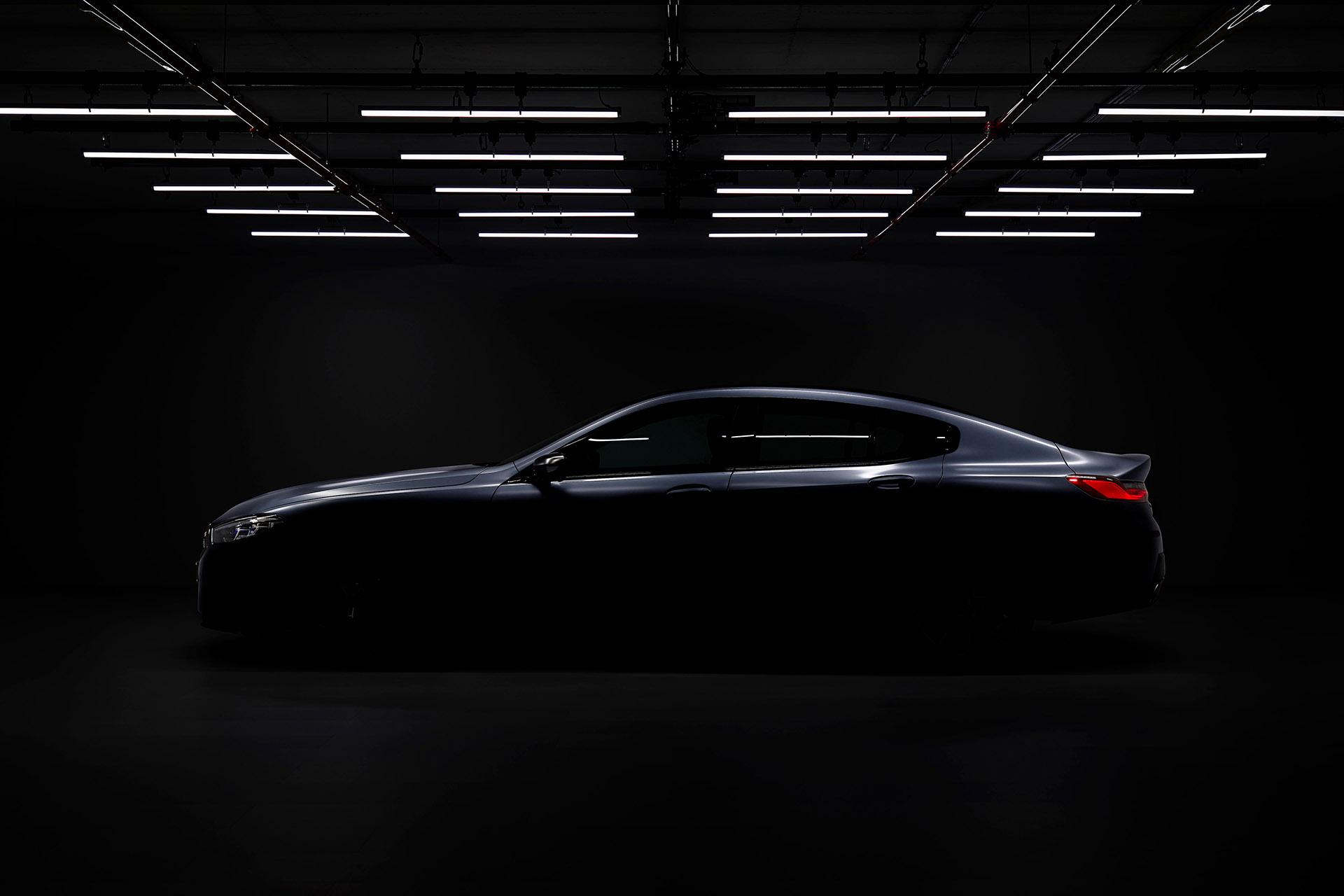 BMW8-as Gran Coupé