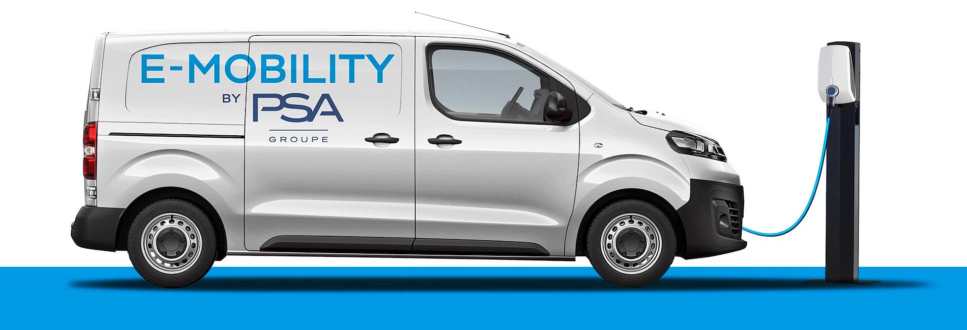 Peugeot elektromos haszonjárművei