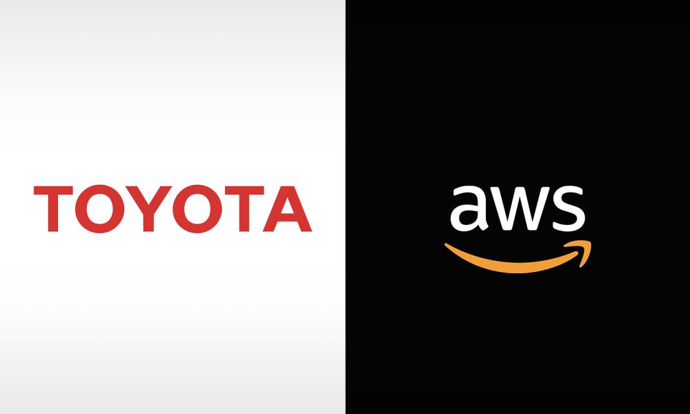 Toyota és az Amazon