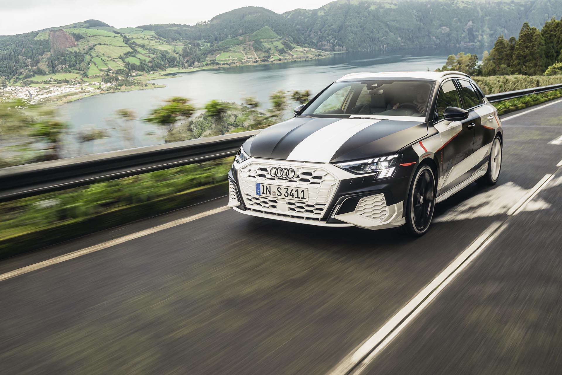 Az új Audi A3