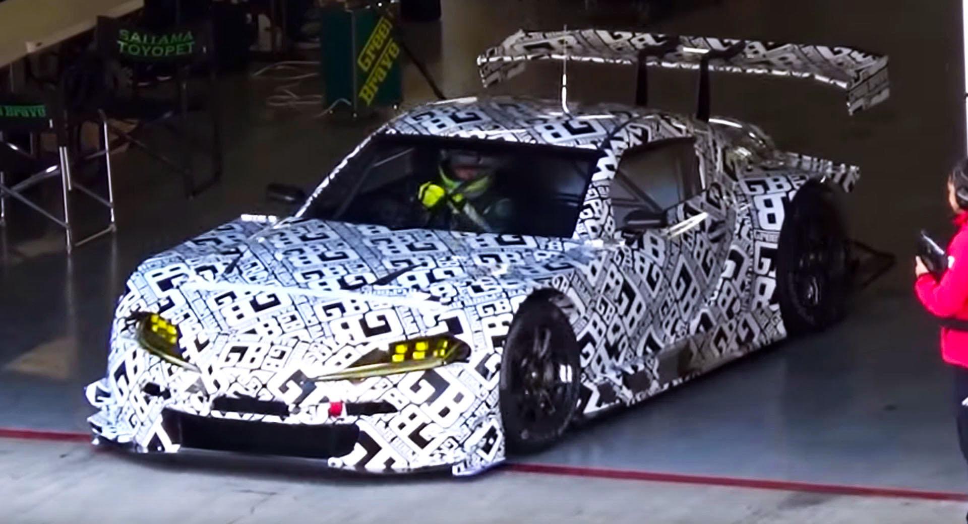 Lexus V8-as turbómotor