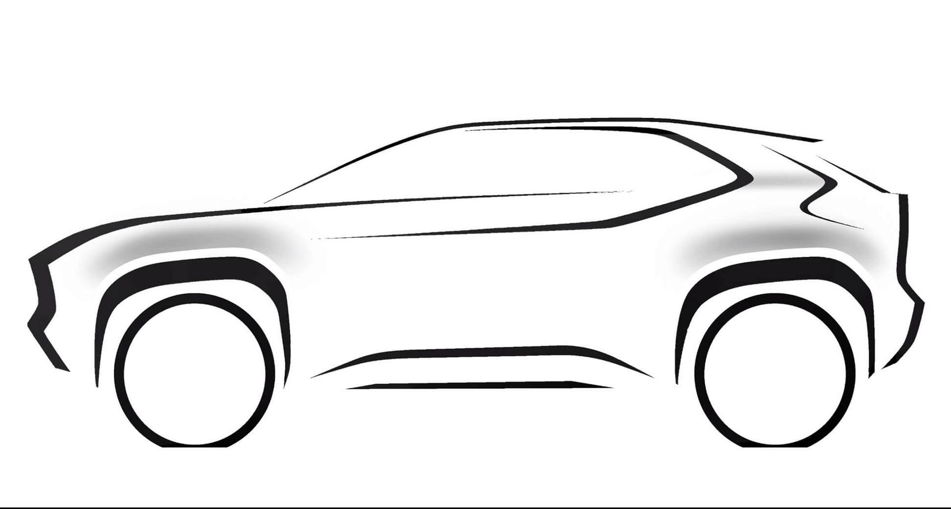 Toyota B-SUV