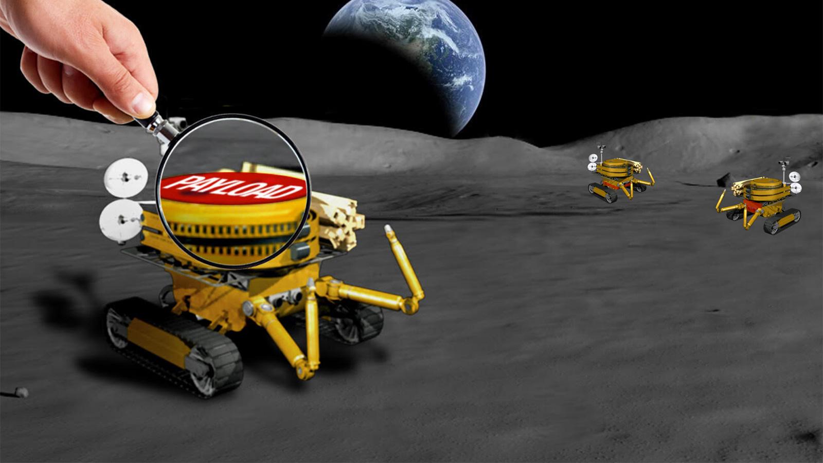 NASA pályázat