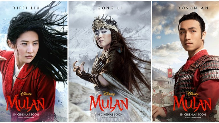 Tenet és a Mulan