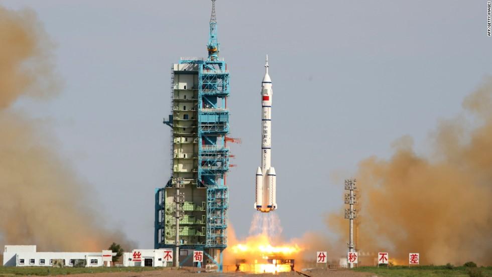 Kína kísérleti űrkapszulája