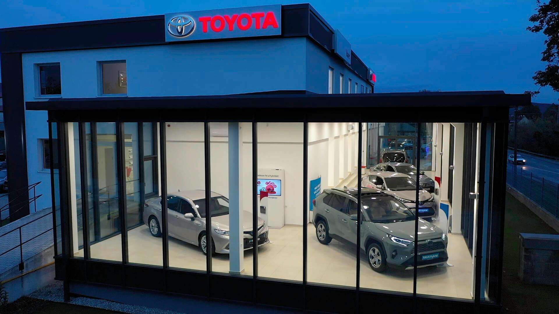 Toyota Mayer