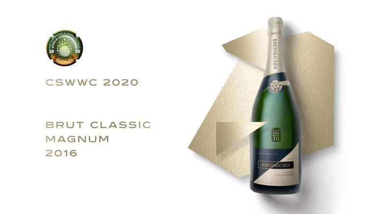 Kreinbacher Brut Classic 2016 Magnum