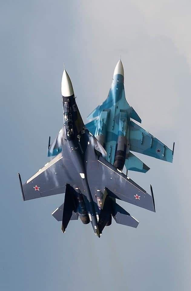 Orosz vadászbombázók