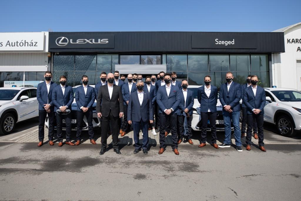 MOL-Pick Szeged kézilabdacsapat