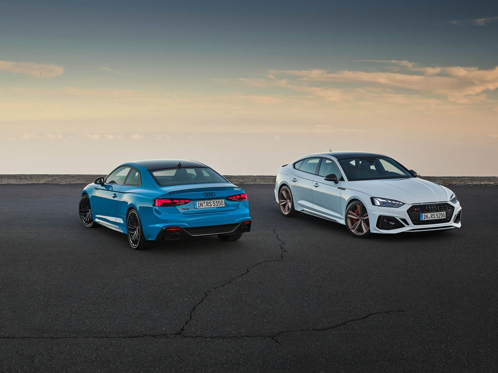 Audi RS5 Coupe és Sportback 2020