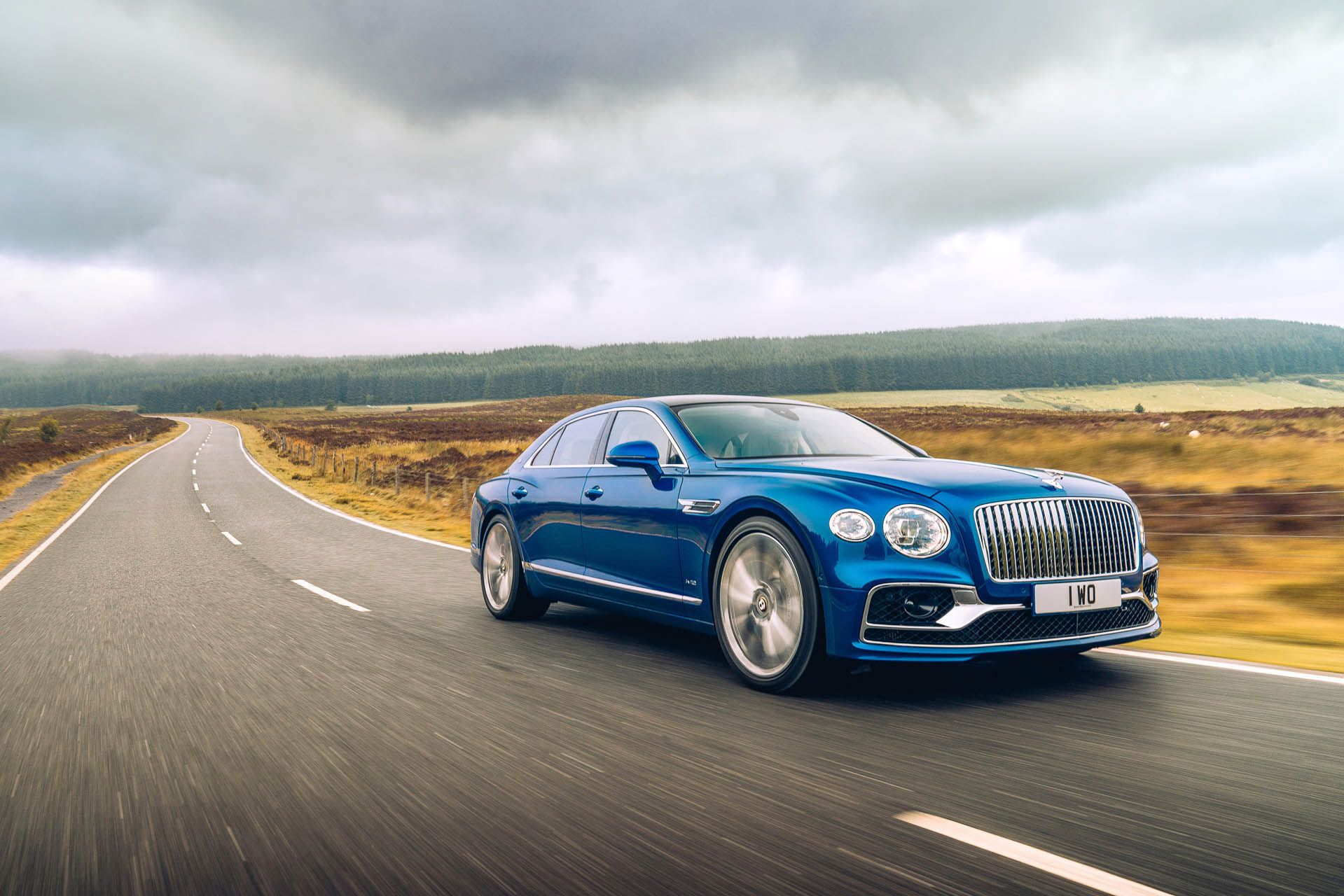 Bentley Flying Spur First Edition 2019