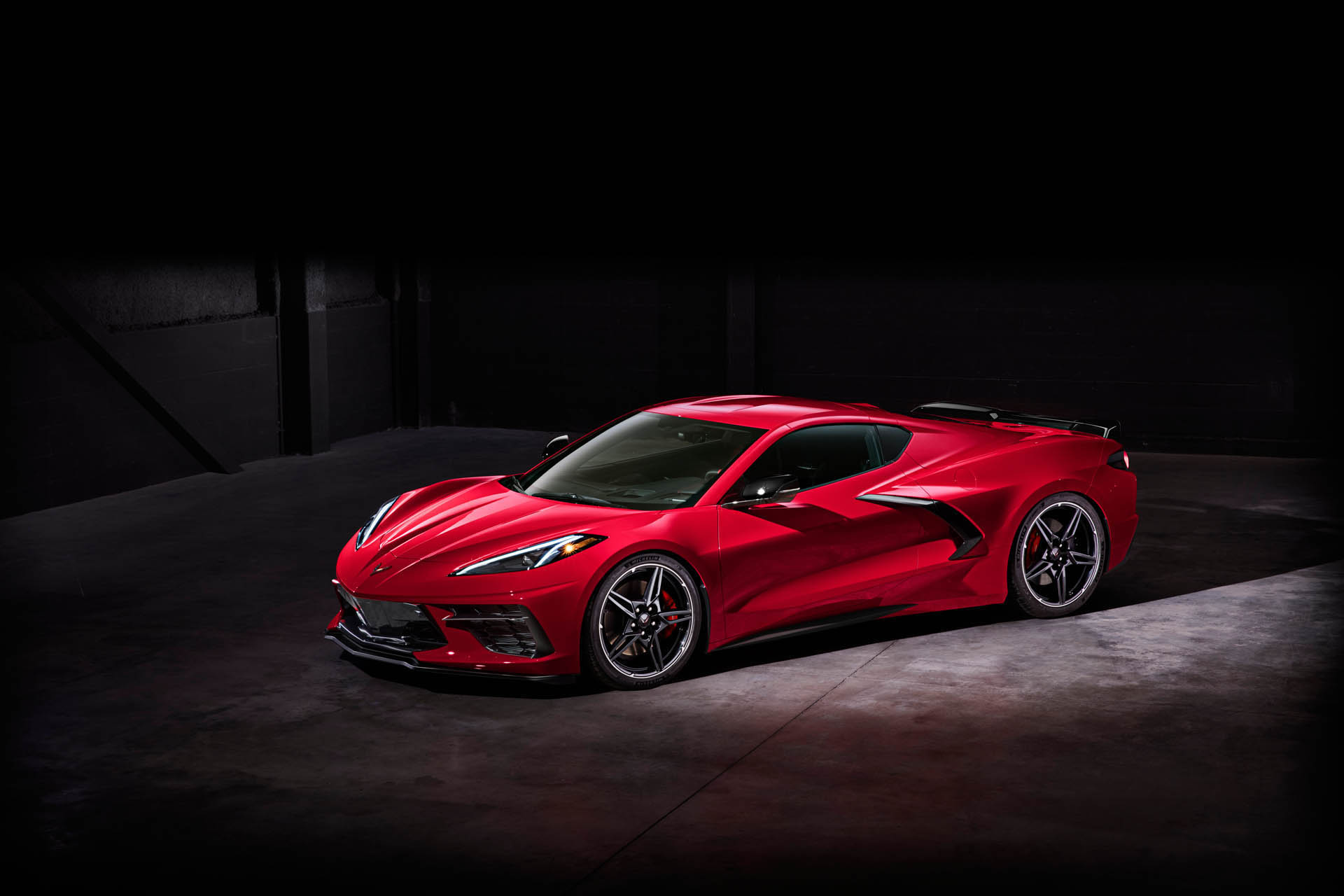 Corvette Stingray 2020