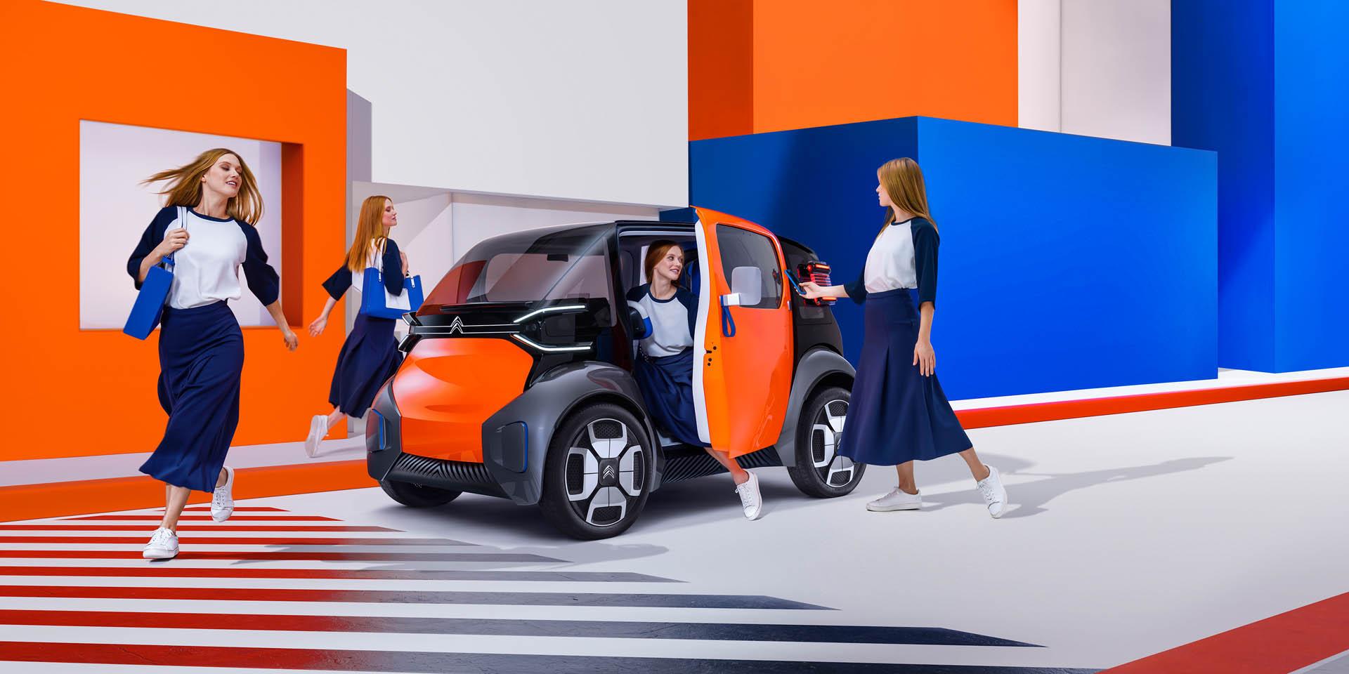 Citroën Ami One koncepció