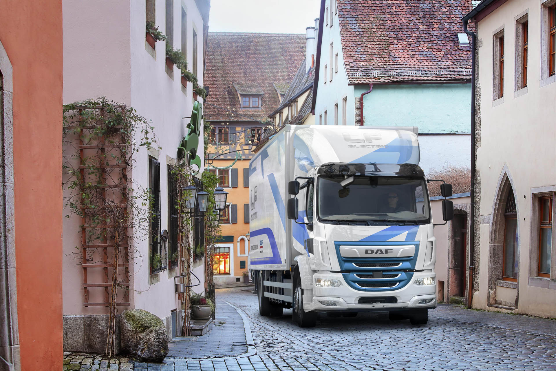 DAF Connect