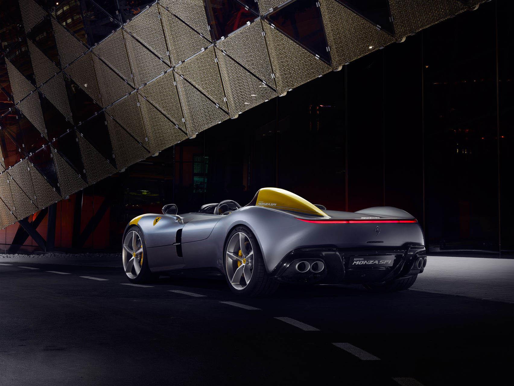 Ferrari Monza SP1 és SP2