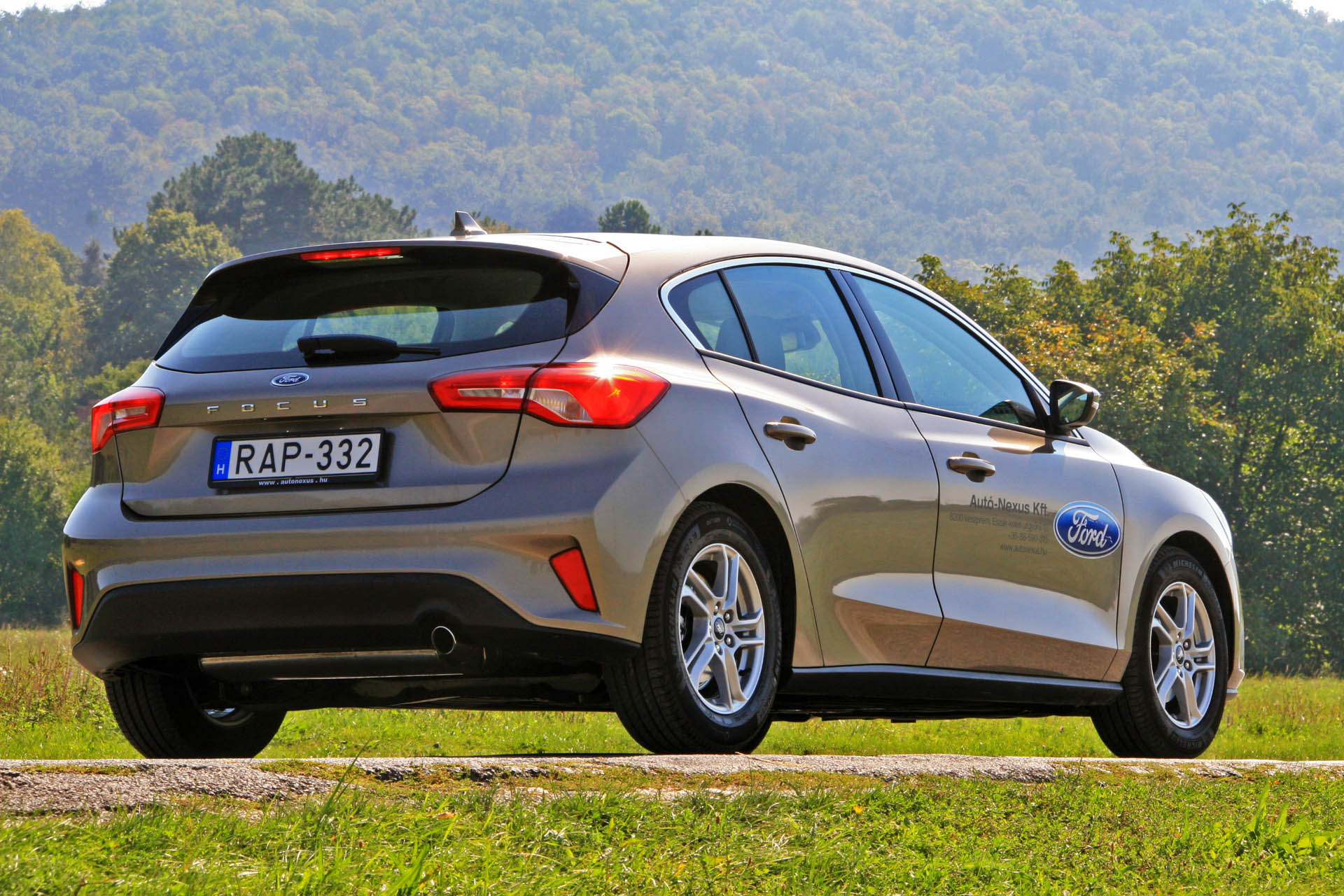 Ford Focus Technology 1.0 Ecoboost 2018