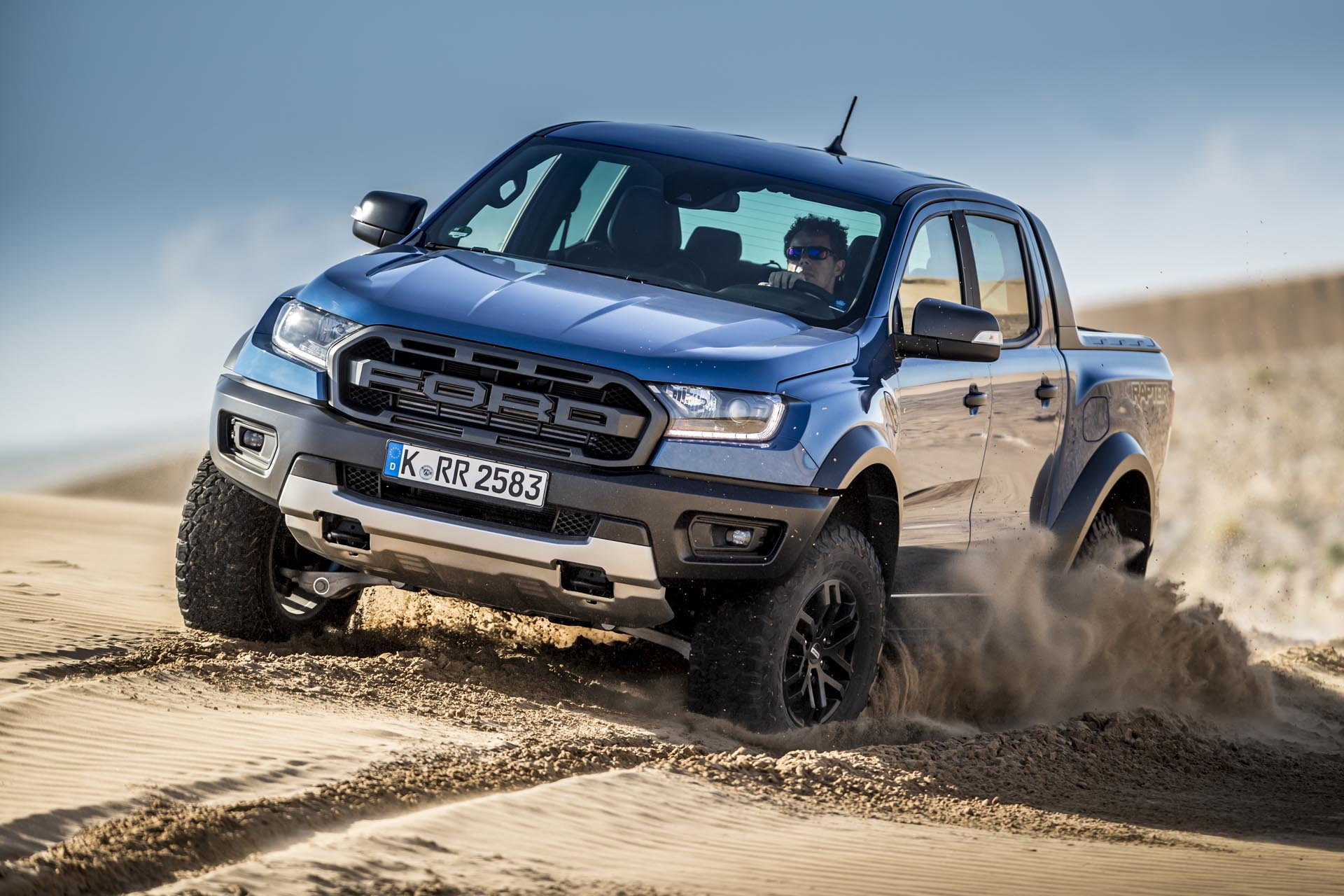 FORD RANGER RAPTOR 24