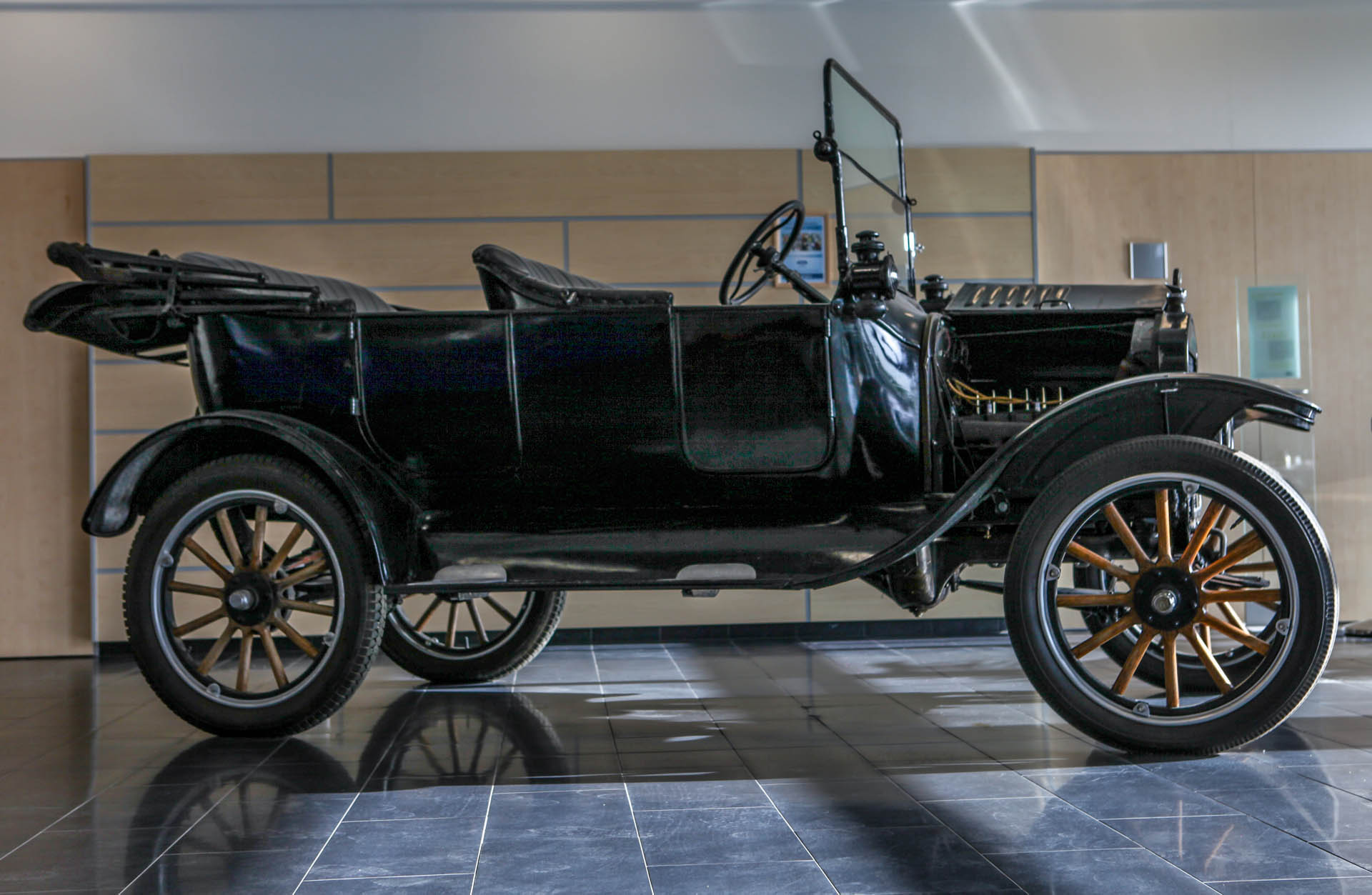 Ford T modell 100 years35