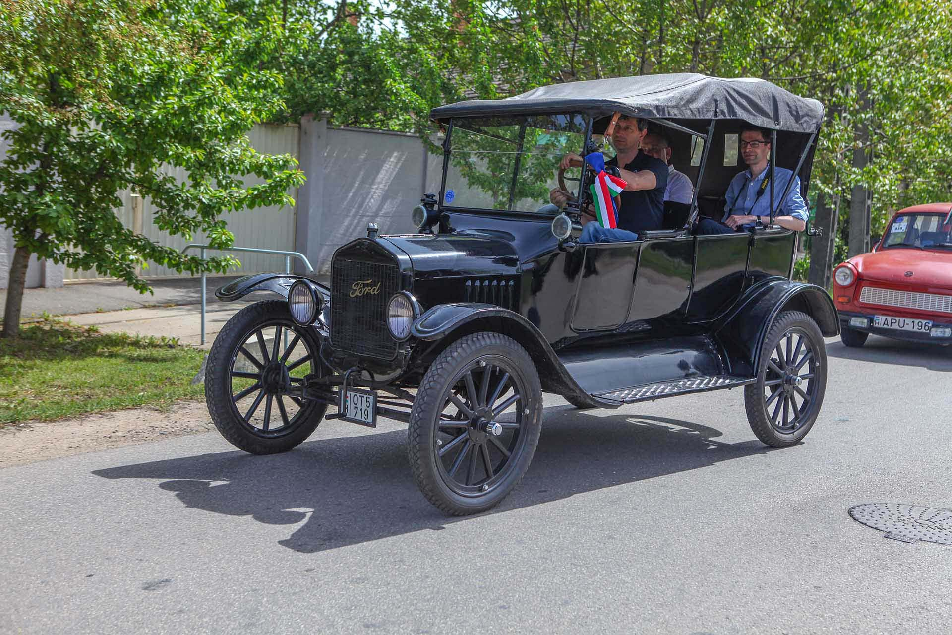 Ford T modell 100 years4