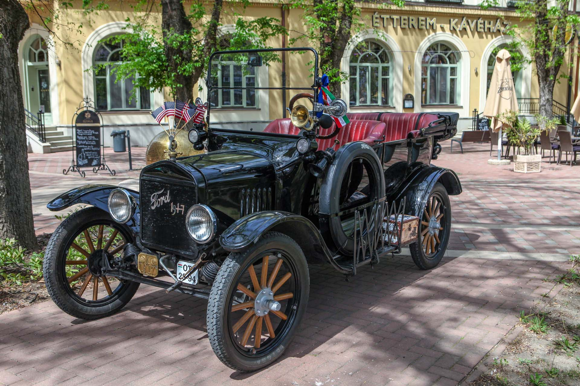 Ford T modell 100 years8