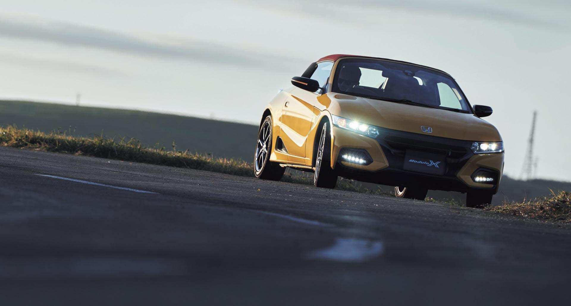 Honda S660 2020