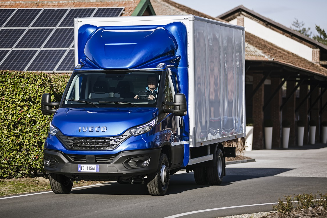 IVECO NewDaily 4