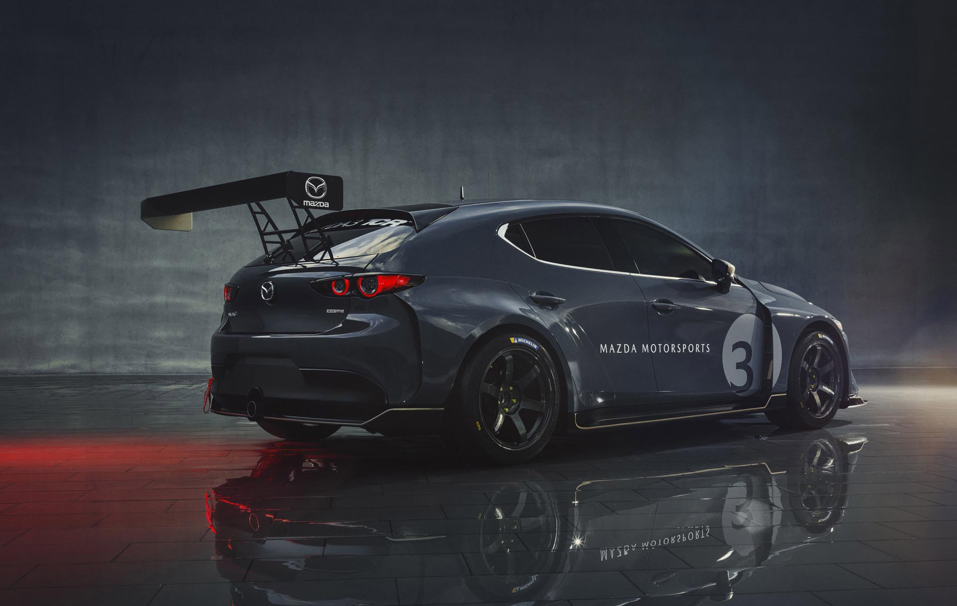 Mazda3 TCR
