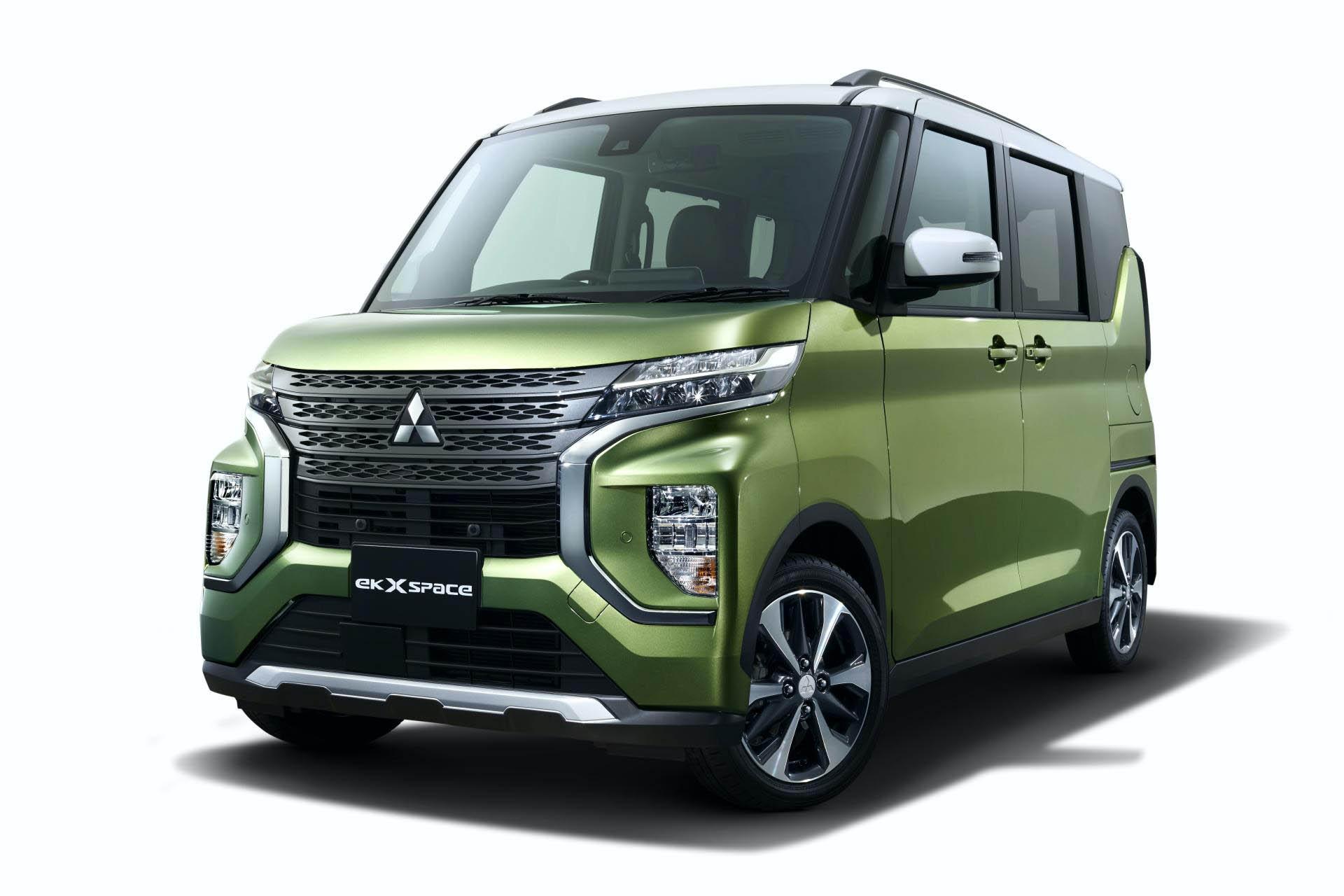 Mitsubishi eK Space & X Space 2020