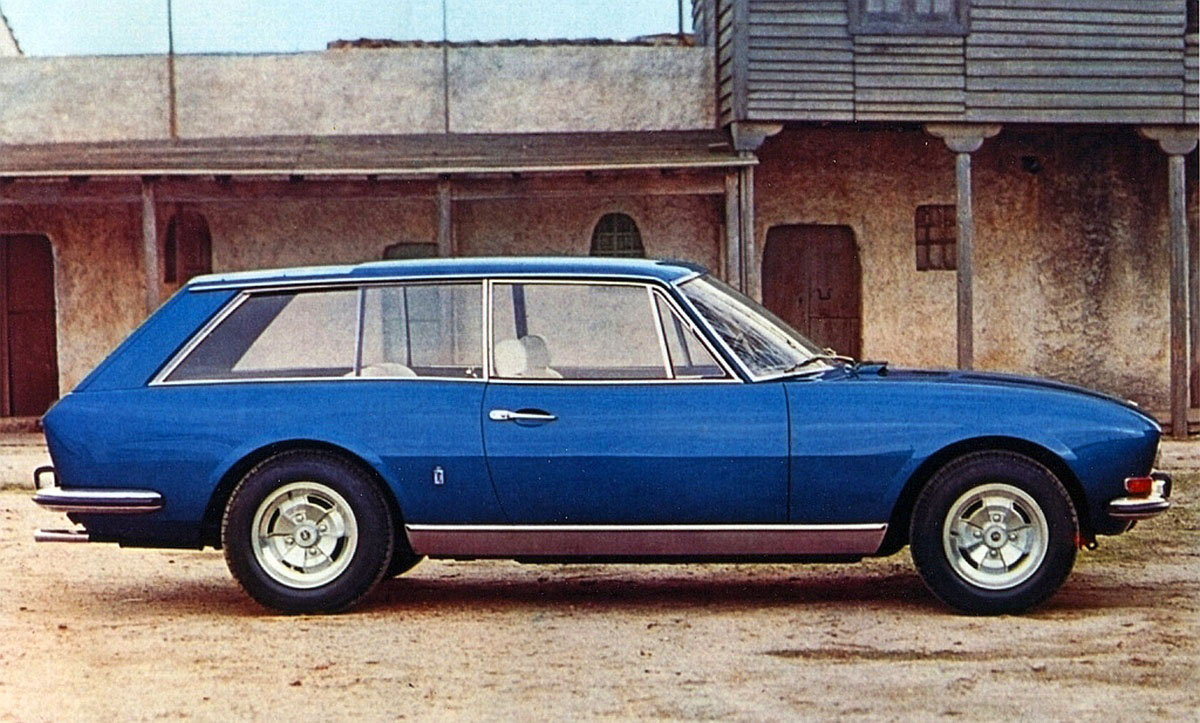 Peugeot 504 Break Riviera