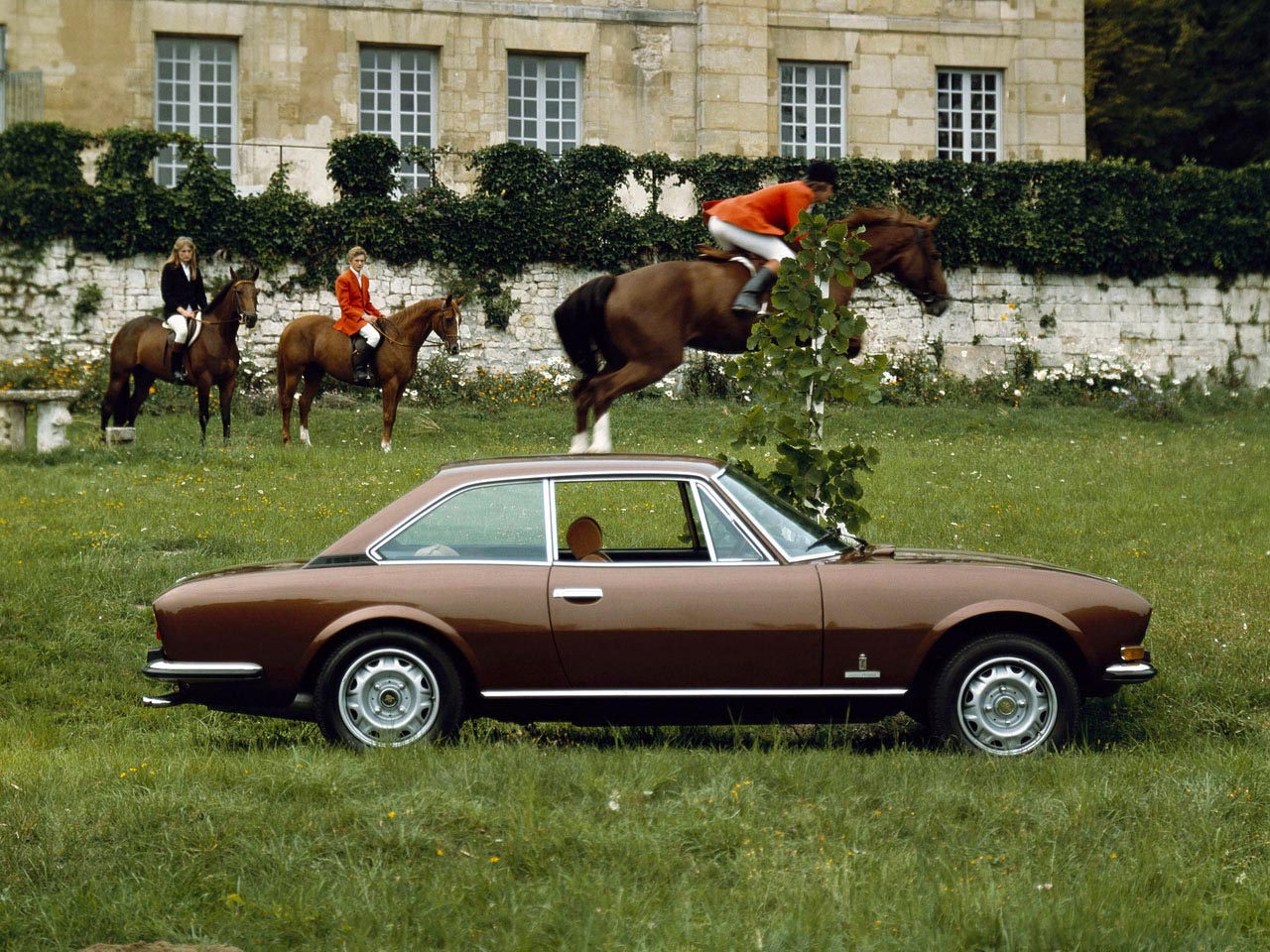 peugeot 504 coupe 1974 4
