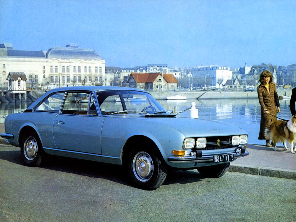 peugeot 504 coupe 6