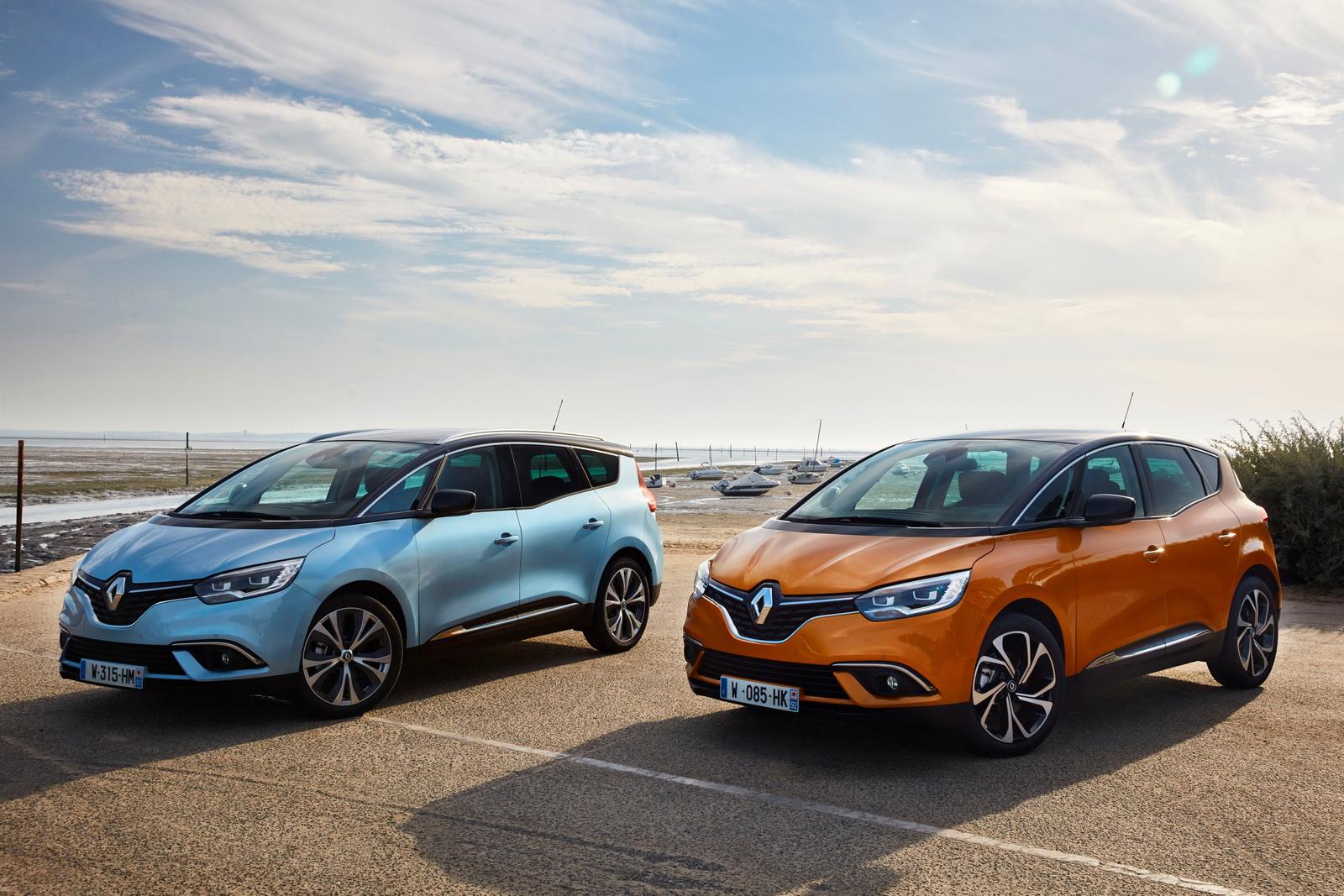 Renault Scenic, Grand Scenic 2016