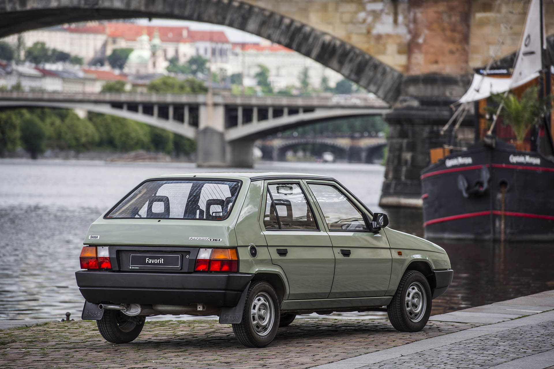 SKODA FAVORIT Entering an era of success 30 years ago 4