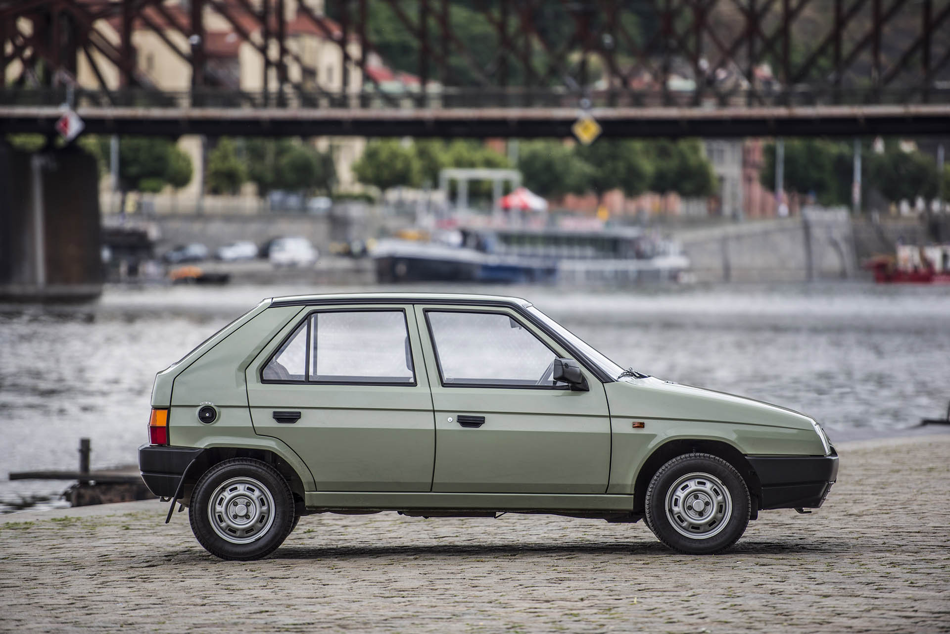 SKODA FAVORIT Entering an era of success 30 years ago 5