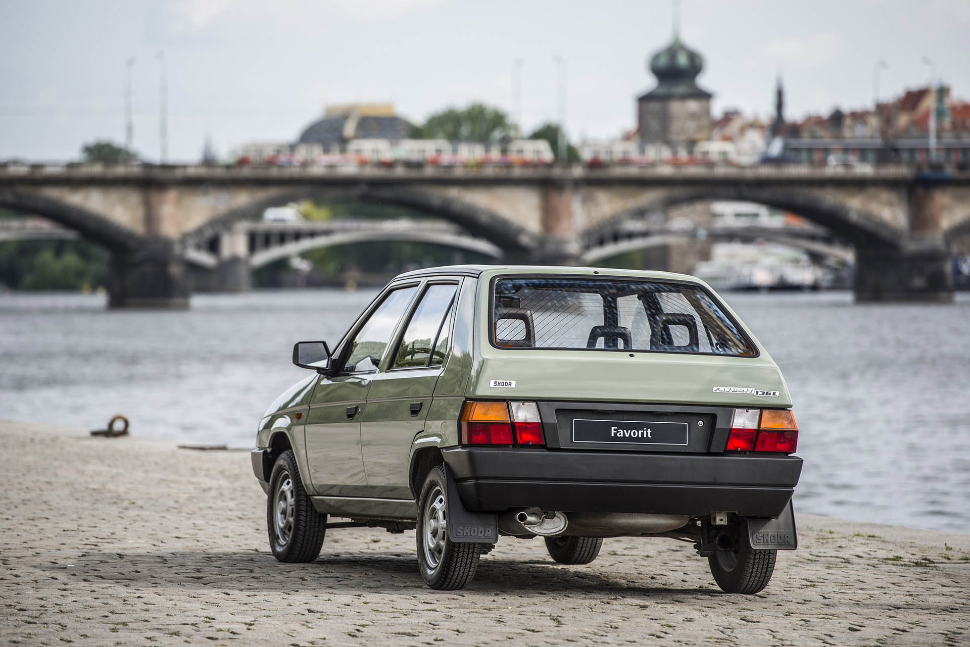 SKODA FAVORIT Entering an era of success 30 years ago 7 2