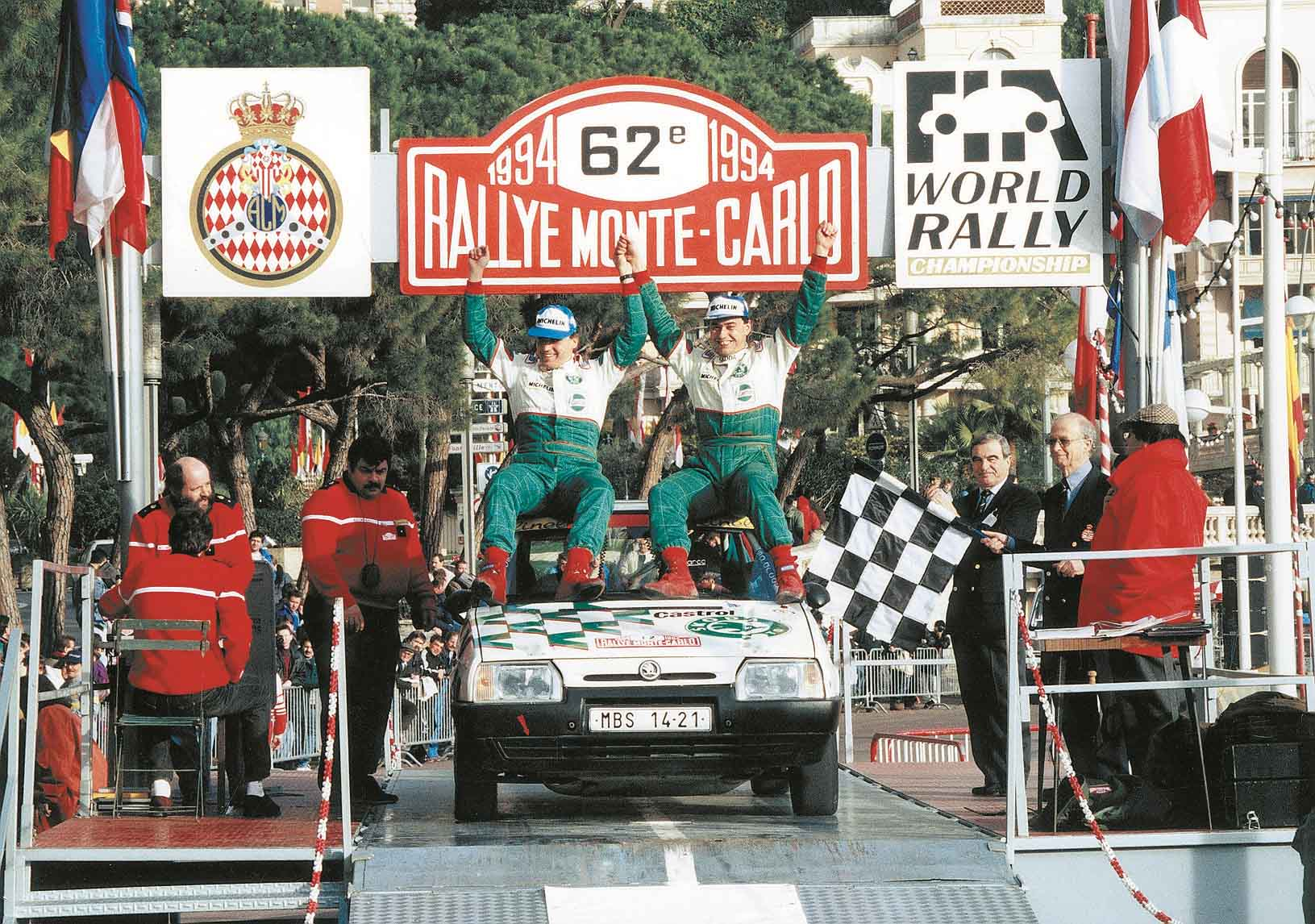 SKODA FAVORIT RMC 1994