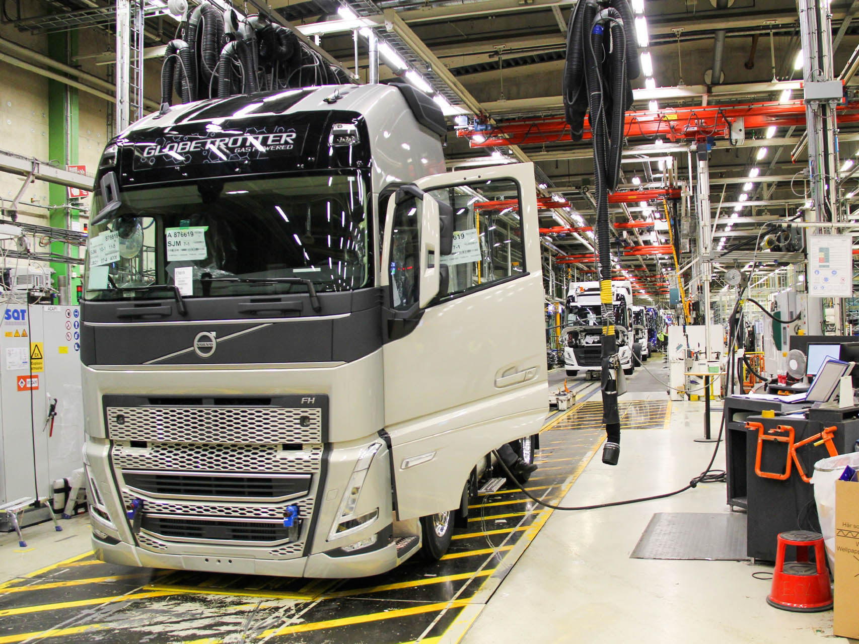Daimler Truck AG és a Volvo Group