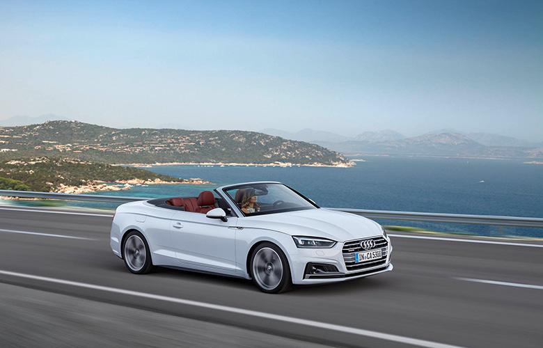 Audi A5, S5 Cabriolet